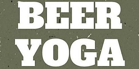 Yoga+Beer @Blackhog Brewery tickets