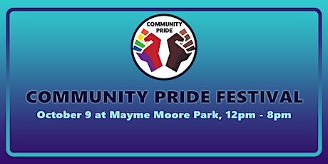 Community Pride Festival 2021: FTP! tickets