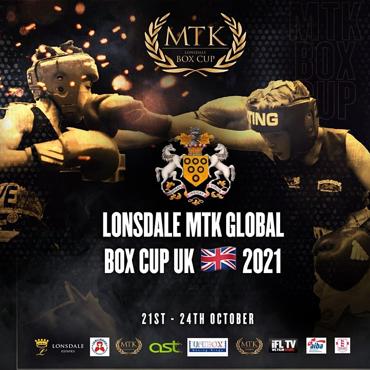 MTK Global Lonsdale Box Cup image