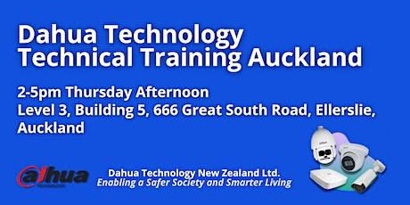 Dahua Technology Technical Training New Zealand tickets