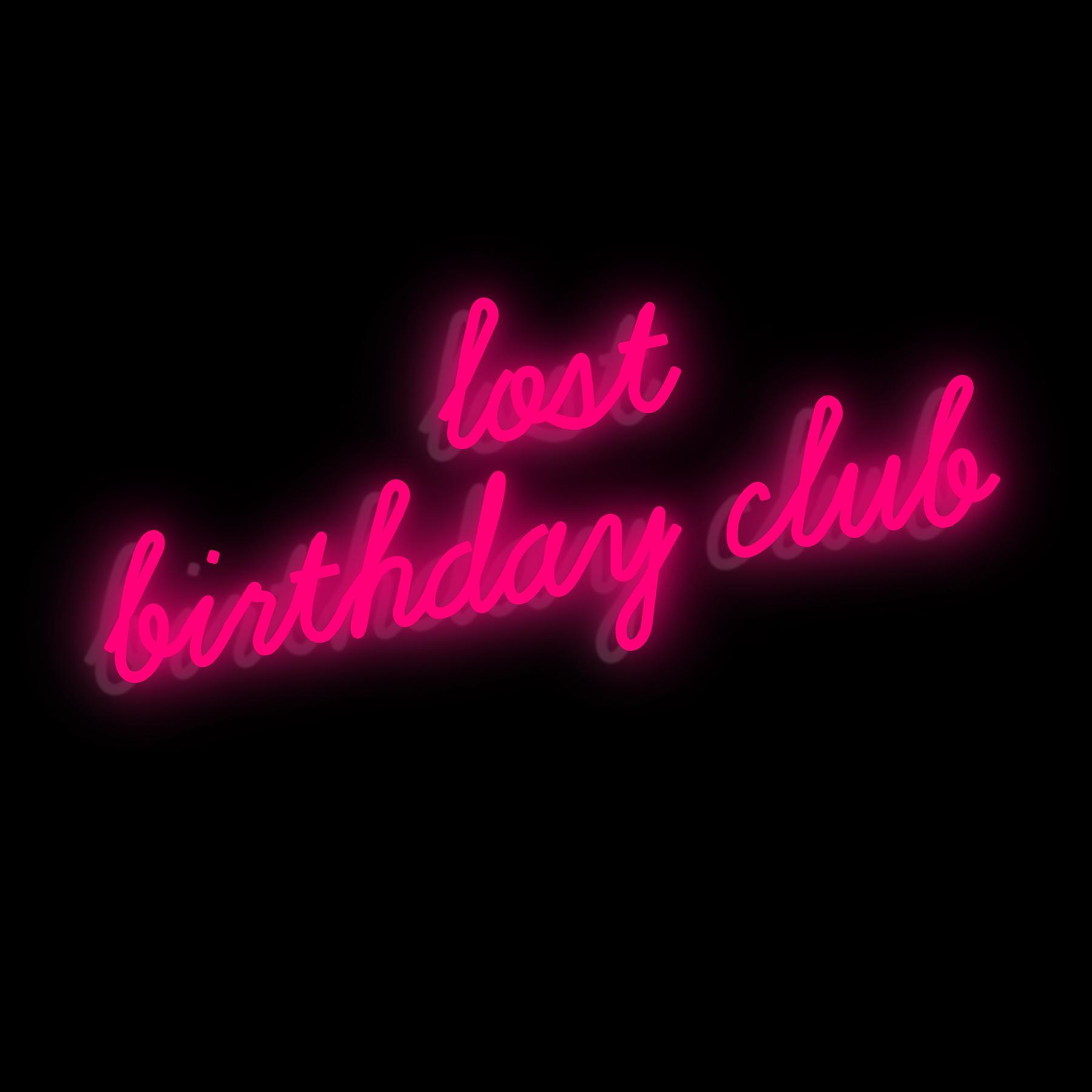 Lost Birthday Club