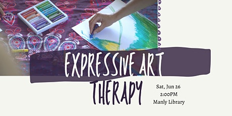 Expressive Art Therapy Workshop tickets