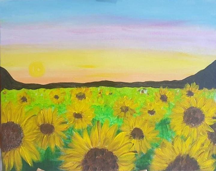 Sunflower Sunrise image