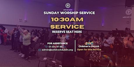 SUNDAY 10:30 WORSHIP SERVICE tickets
