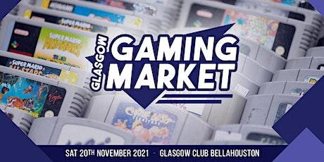 Glasgow Gaming Market - 20th November 2021 tickets