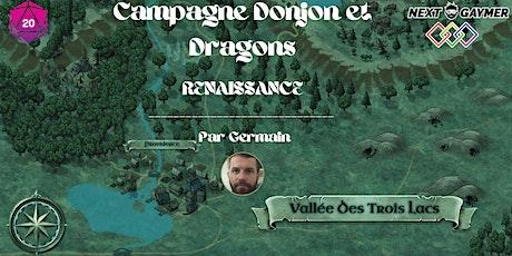 D&D : Renaissance - par Germain billets