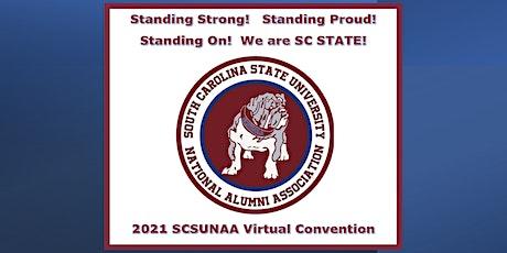 2021  SC State University National Alumni Association Virtual Convention tickets
