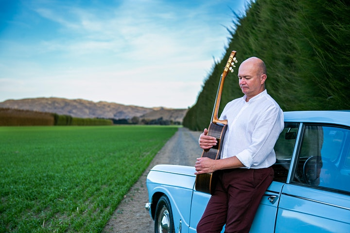 The 2021 Road Trip: Matthew Marshall - guitar image