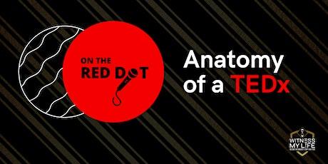 Anatomy of a TEDx  Idea tickets