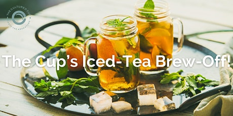 The Cup's Iced Tea Brew-Off! tickets