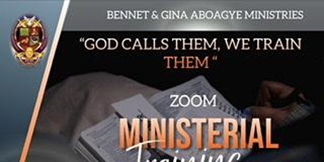 RENEW LIFE WORSHIP CENTER 2ND QTR ZOOM MINISTERIAL TRAINING Tickets