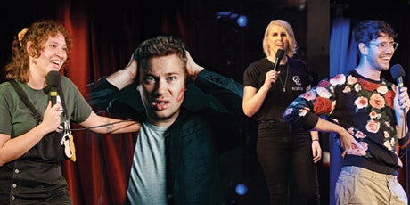 A Comedy Brew tickets