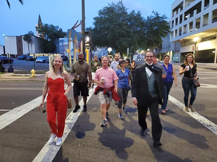 Jacksonville Pub Walks - Legends & Liars (Fri night 7pm) image