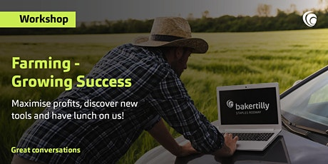 Farming - Growing Success tickets