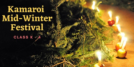 Kamaroi Mid-Winter Festival K - 4 tickets