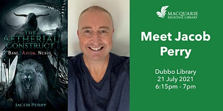 Meet Local Author Jacob Perry tickets