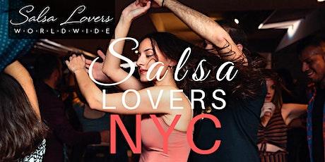 NYC Salsa Lovers Meetup tickets