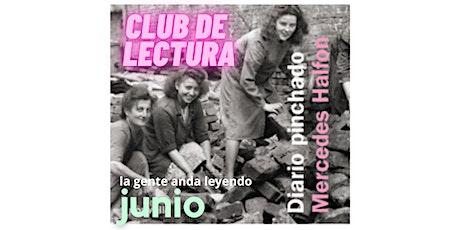 CLUB DE LECTURA LA GENTE ANDA LEYENDO JUNIO entradas