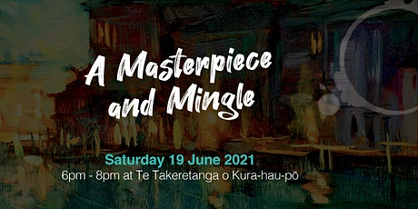 A Masterpiece and Mingle tickets