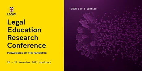 UNSW Legal Education Research Conference tickets