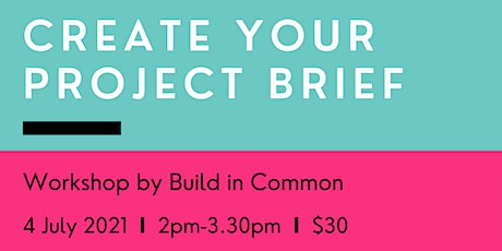 Building? Renovating? Get started with your very own Project Brief tickets