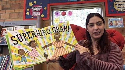 Storytime - Phoenix Park Library tickets