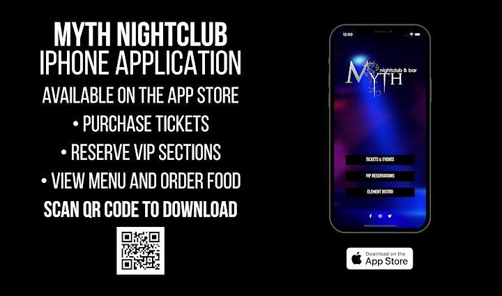 Eazybaked Live at Myth Nightclub | Wednesday 6.30.21 image
