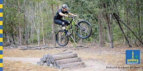 Adult guys and girls advanced mountain bike skills tickets