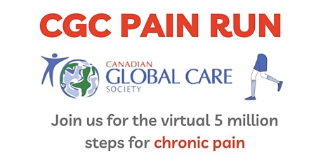 Canadian Global Care Pain Run 2021 tickets