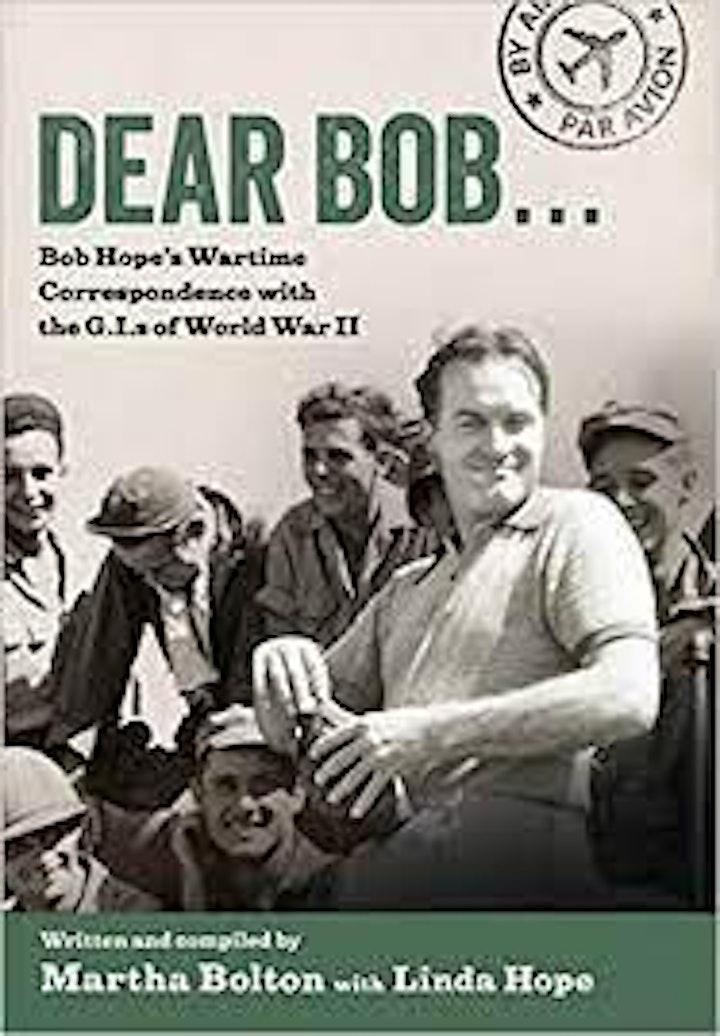 """""""Dear Bob..."""" Book Lecture image"""