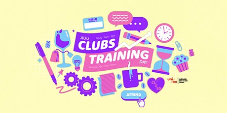 CLUBS TRAINING DAY tickets