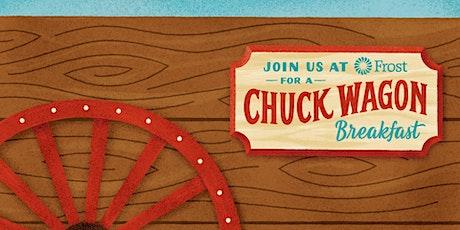 Frost Chuck Wagon Breakfast tickets
