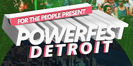 PowerFest Detroit tickets