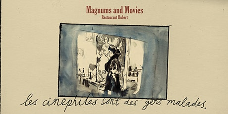 Magnums & Movies - The Favourite tickets