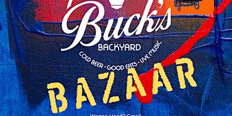 Bucks Backyard Bazaar-June 20th tickets