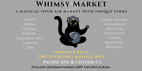 The Whimsy Market tickets
