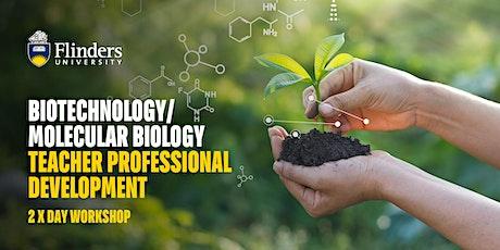 Biotechnology/Molecular Biology - Teacher Professional Development tickets