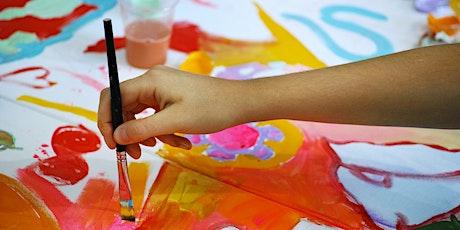 Smoke Free School Holiday Art Classes tickets