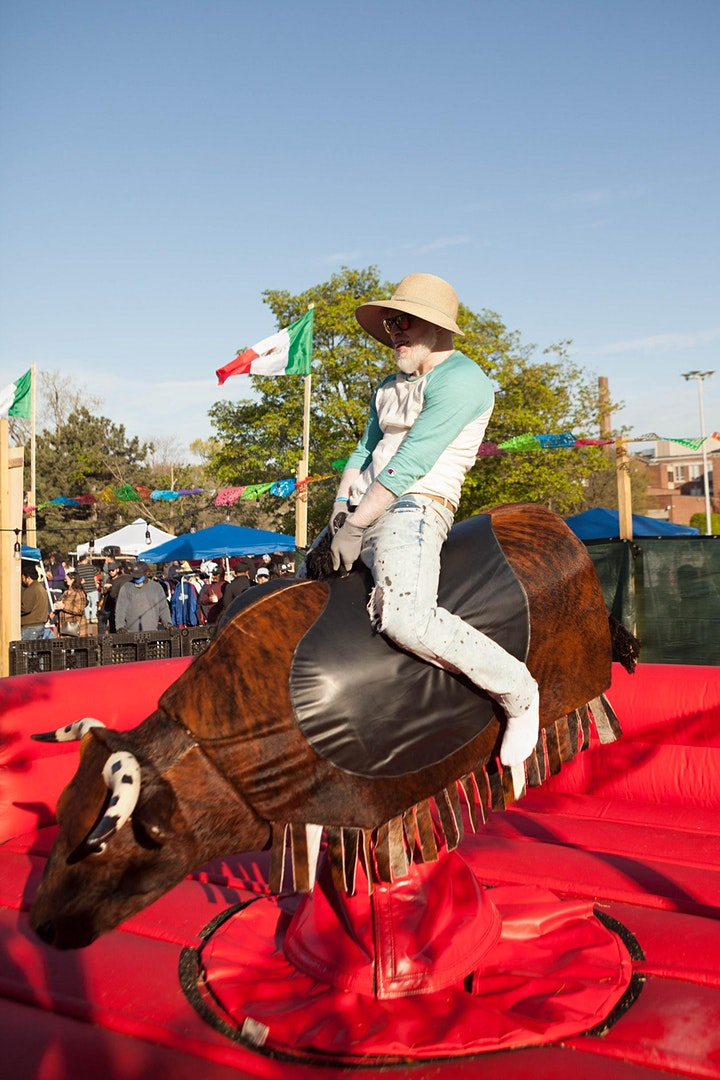 Fiesta y Futbol: INTER DETROIT VS CHIVAS image
