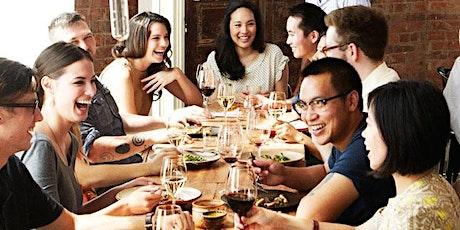 Fairfield Traders Association Progressive Dinner tickets