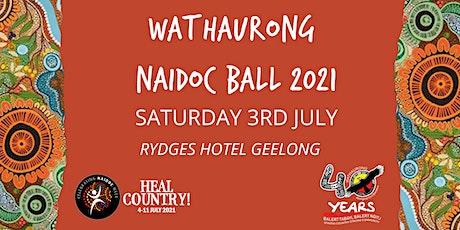 Wathaurong Aboriginal Co-operative NAIDOC Ball 2021 tickets
