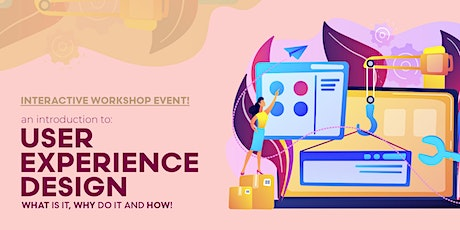 Introduction to User Experience Design tickets