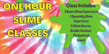 Slime Class NJ tickets