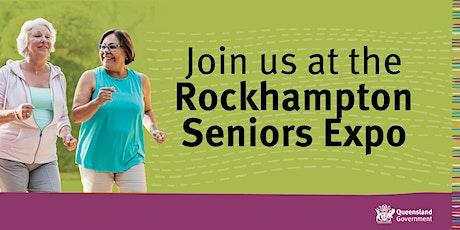 Rockhampton Seniors Expo tickets