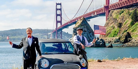 Two Magicians, One Car Cross-Country Tour Kick-Off Show tickets