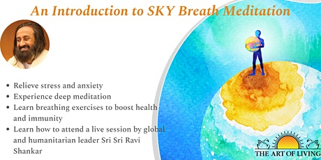 Healing America - Promoting Well-Being Through SKY Breath Meditation tickets