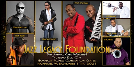 Thursday Kick Off -  Pieces of a Dream/Marion Meadows /Marcus Anderson tickets