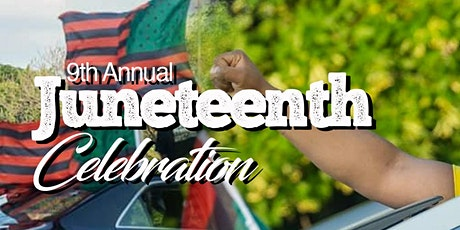 9th Annual Juneteenth Celebration tickets