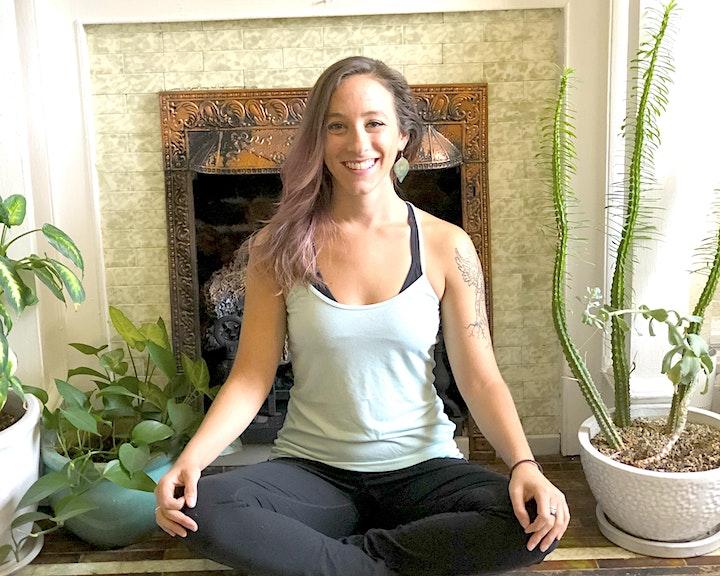 Gentle Vinyasa Flow & Breathwork image