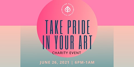 Take PRIDE In Your Art tickets